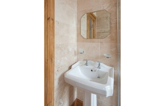 Bathroom Edinburgh Reserve Apartments Newington