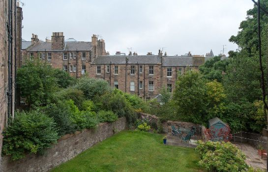 Surroundings Edinburgh Reserve Apartments Newington