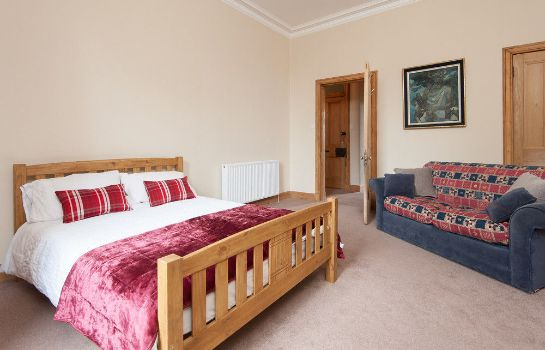 Standard room Edinburgh Reserve Apartments Newington