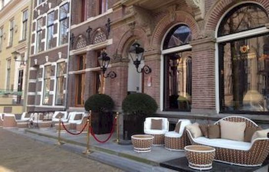 Vista exterior Grand Boutique Hotel Huis Vermeer
