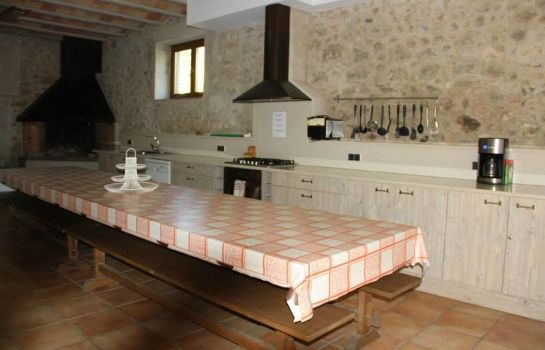 Kitchen in room Turisme Rural Mas Ramades