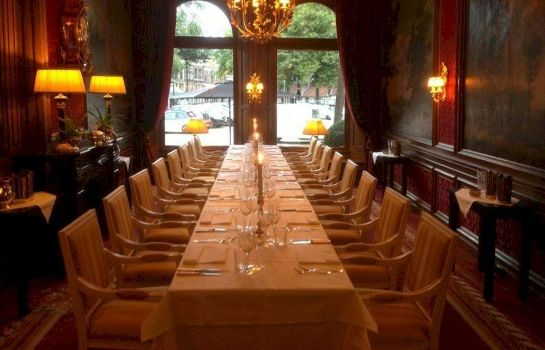 Restaurante Grand Boutique Hotel Huis Vermeer