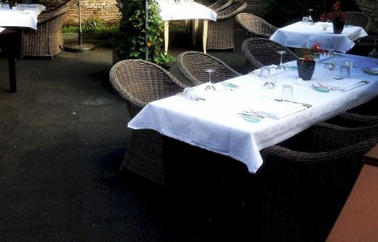 Terras Grand Boutique Hotel Huis Vermeer
