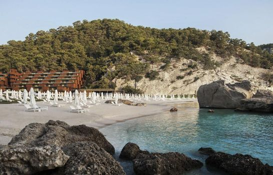 Plaża Maxx Royal Kemer Resort