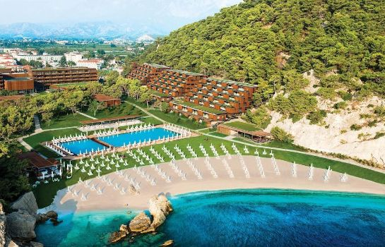 Informacja Maxx Royal Kemer Resort