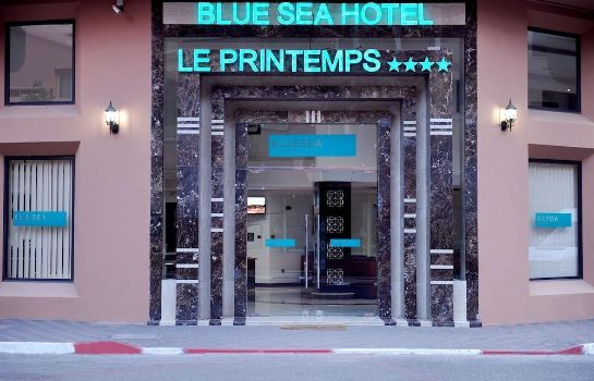 Information Blue Sea Le Printemps