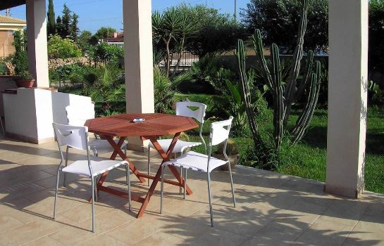 Terrasse B&B Villa Francesco