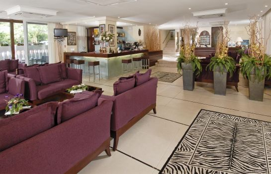 Lobby Hotel Pacific