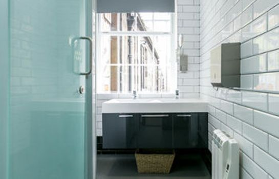 Bagno in camera CoDE Pod Hostels - THELoFT
