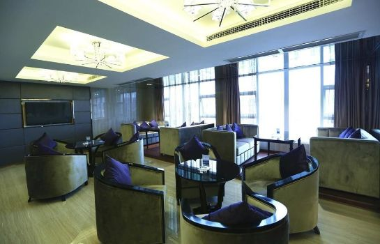 Vista all'interno Chengdu Prostoy Hotel
