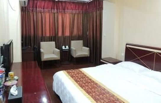 Vista esterna Hangdu Business Hotel