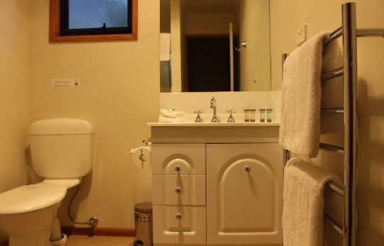 Bathroom Cradle Mountain Wilderness Village