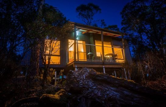 Single room (superior) Cradle Mountain Wilderness Village