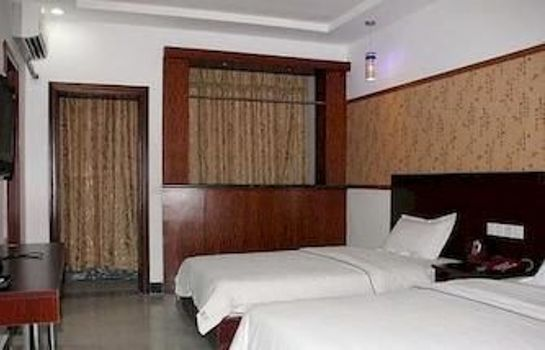 Single room (standard) Huacheng Hotel North Building