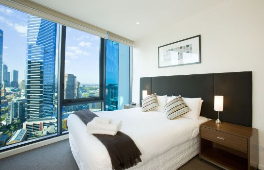 Suite Melbourne Short Stay Apartment at SouthbankOne