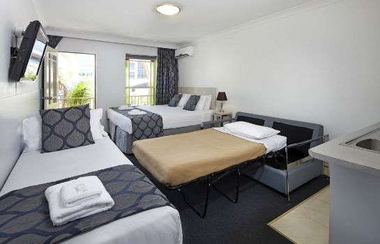 Single room (standard) Central Railway Hotel