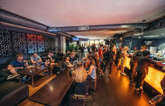 Exterior view Nomads Melbourne