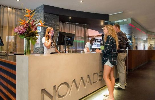 Reception Nomads Melbourne