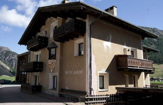 Außenansicht MyHolidayLivigno Apartments & Rooms