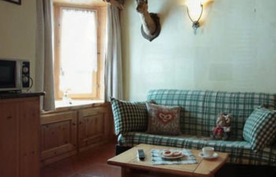 Einzelzimmer Standard MyHolidayLivigno Apartments & Rooms
