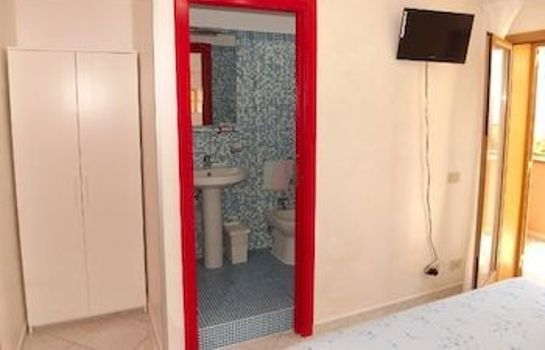 Bagno in camera Villa Jovanna - B&B
