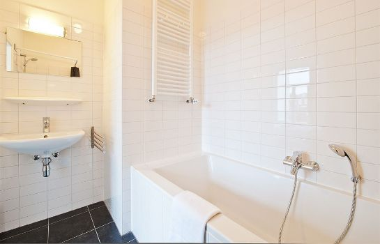 Bagno in camera Rozengracht Apartment Suites