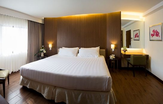 Standard room Bay Breeze Hotel Pattaya