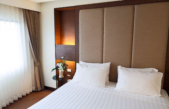 Single room (superior) Bay Breeze Hotel Pattaya