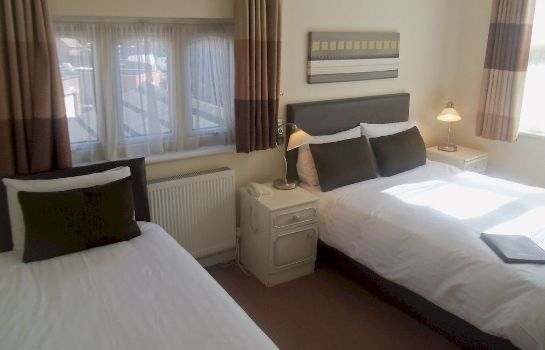 Single room (standard) Roseview Alexandra Palace Hotel