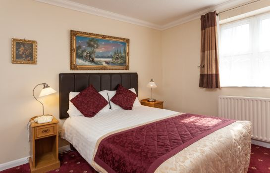 Double room (standard) Roseview Alexandra Palace Hotel