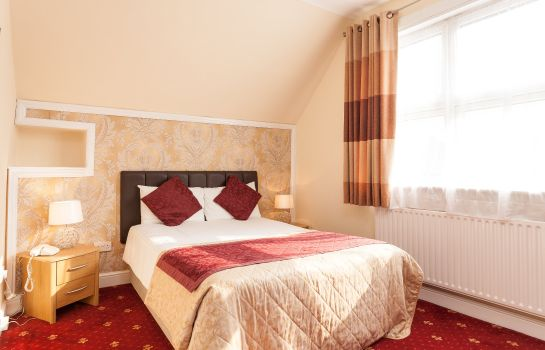 Double room (superior) Roseview Alexandra Palace Hotel
