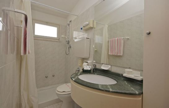 Bagno in camera Victory Hotel