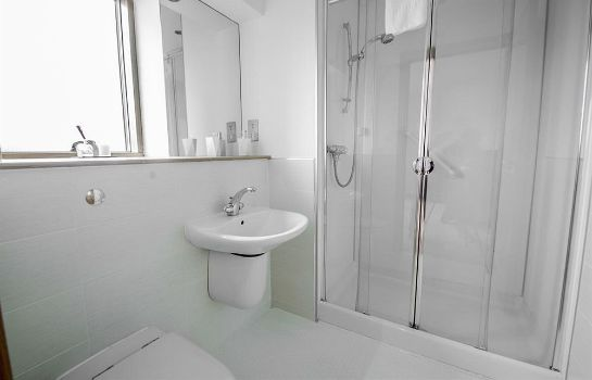 Bathroom AM-PM City Centre Apartments