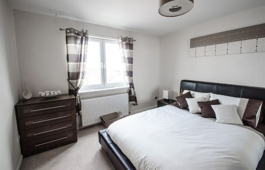 Single room (standard) AM-PM City Centre Apartments