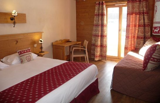 Triple room Le Beausoleil