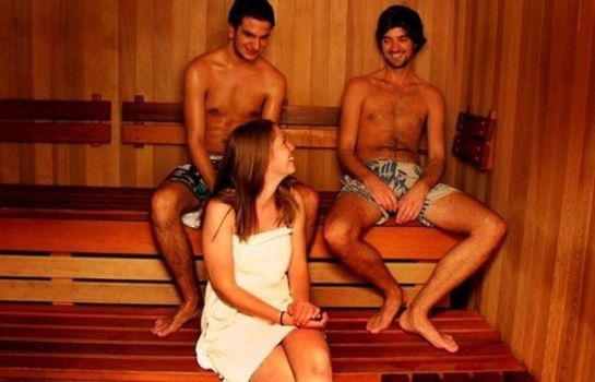 Sauna Nomads Queenstown Backpackers