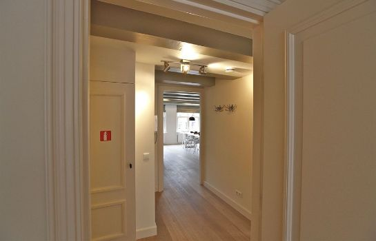 Vista all'interno Cityden Canal Serviced Apartments