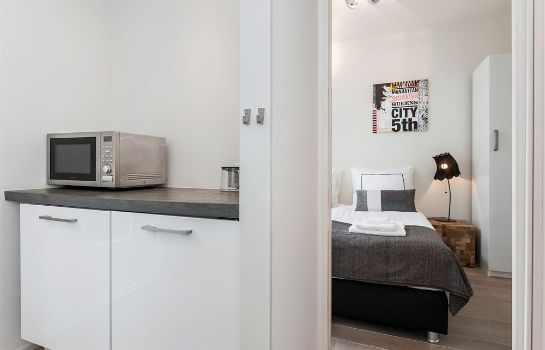 Camera standard Cityden Old South Serviced Apartments