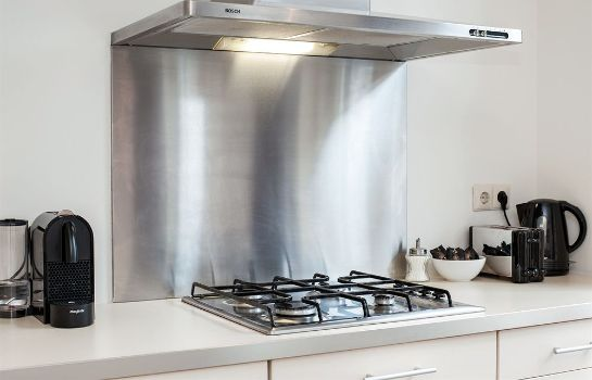 Cucina in camera Cityden Old South Serviced Apartments