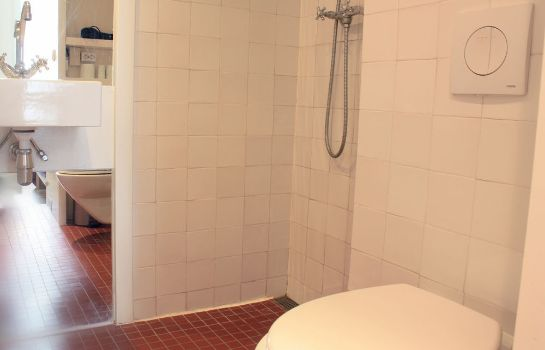 Bagno in camera Truelove Antique and Guesthouse