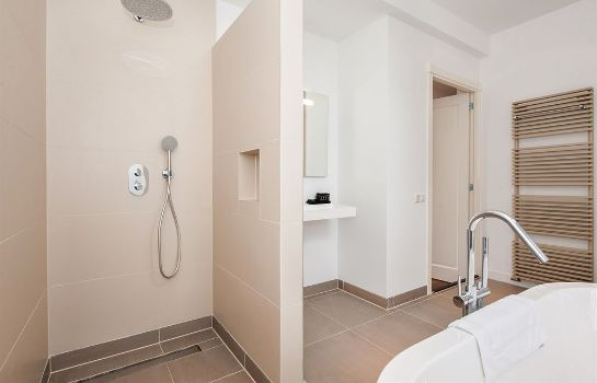 Cuarto de baño Cityden Museum District Serviced Apartments