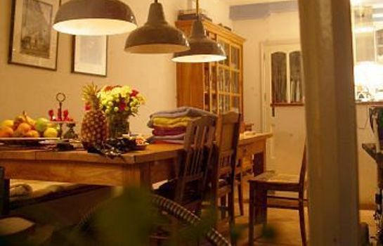 Info The Blue Sheep Bed & Breakfast Amsterdam