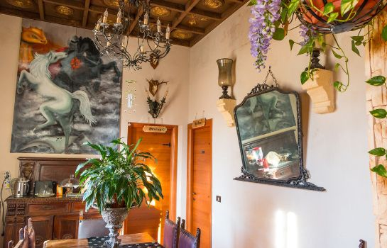 Hotelhalle Camelot B&B Palermo