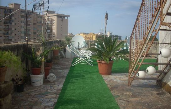Terrasse Camelot B&B Palermo