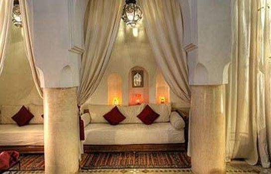 Interior view Riad El Faris