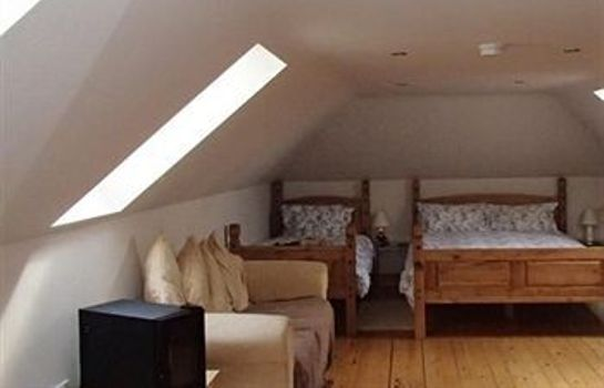 Chambre individuelle (standard) Kings Barn Farmhouse Bed & Breakfast
