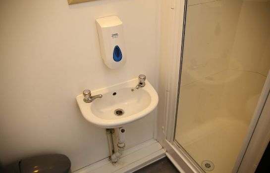 Bagno in camera Camden - Hostel St Christopher's Inn