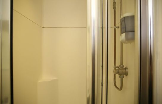 Bagno in camera London Bridge - Hostel St Christopher's Inn