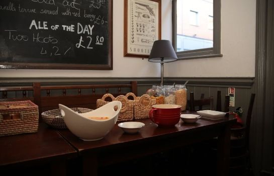 Sala colazione London Bridge - Hostel St Christopher's Inn