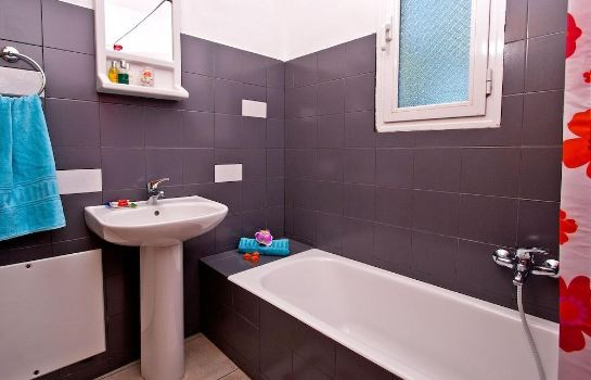 Bagno in camera Anthemis Apartment